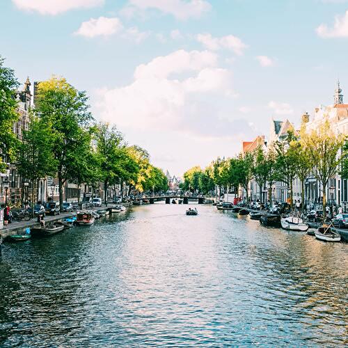 Geniet van de zomer in Amsterdam